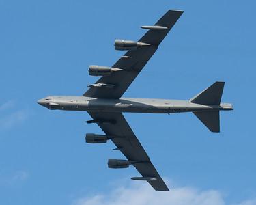 B-52 Stratofortress at Oshkosh 2018