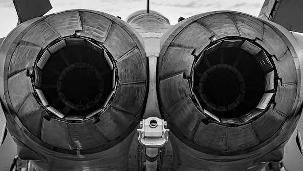 F-18 Hornet Engines