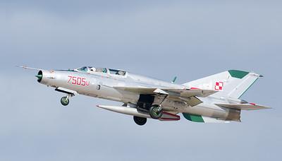 Mig-21 Fighter