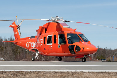 Ornge Sikorsky S-76a Air Ambulance