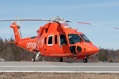 Ornge Sikorsky S-76a Air Ambulance