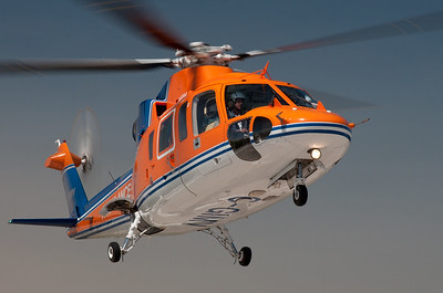 Sikorsky S-76a Air Ambulance