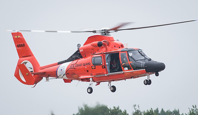 US Coast Guard Eurocopter HH-65 Dolphin