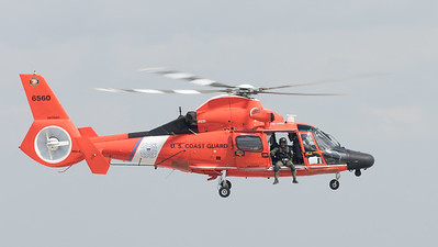 USCG Eurocopter HH-65 at London 2016