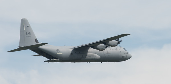 RCAF CC-130J Hercules at London 2016