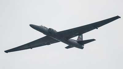 "Lockheed U-2 ""Dragon Lady"" at Oshkosh 2016"