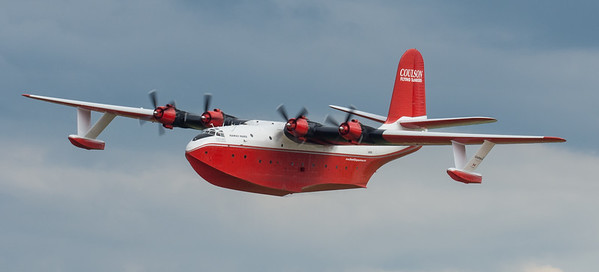 Martin JRM Mars Water Bomber at Oshkosh 2016