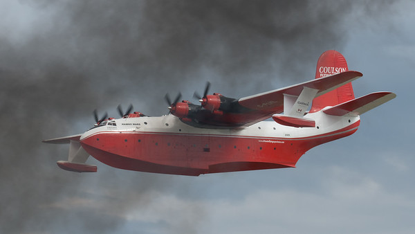 Martin JRM Mars Water Bomber at Oshkosh 2016