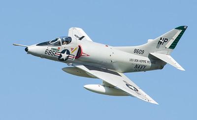 A-4 Skyhawk @ Oshkosh 2015