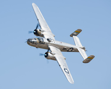 """B-25J """"Miss Mitchell"""""""