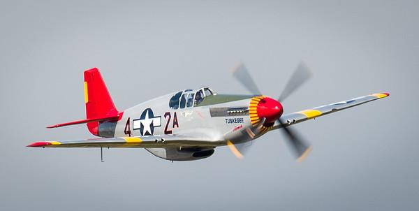 P-51 Mustang Duluth 2012