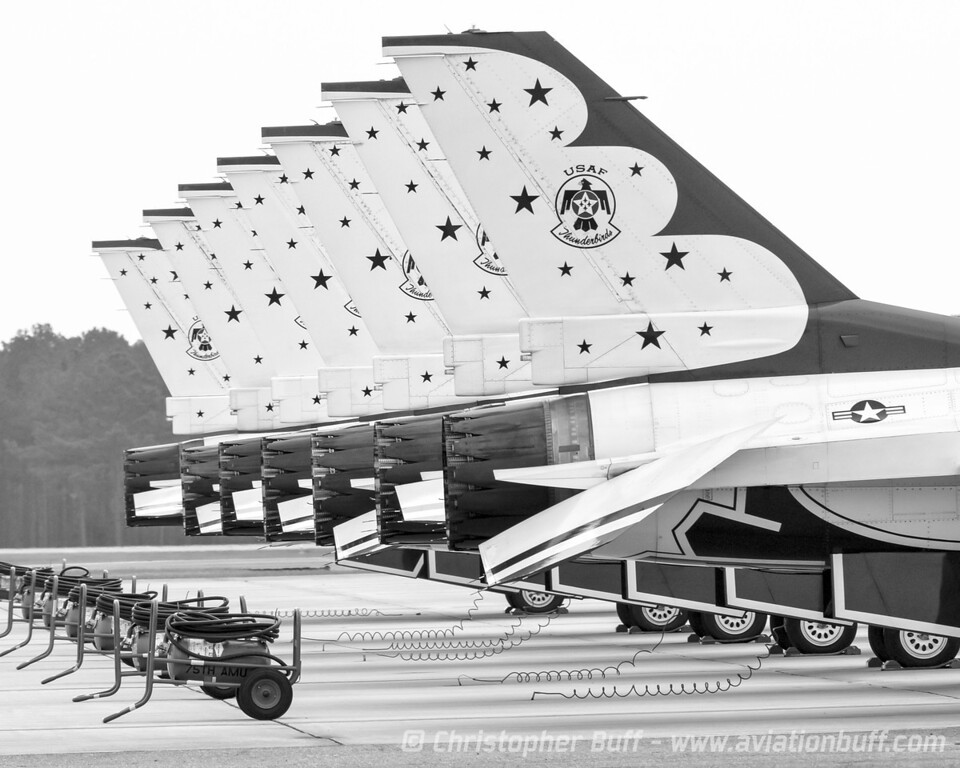 Tailfeathers - By Christopher Buff, www.Aviationbuff.com