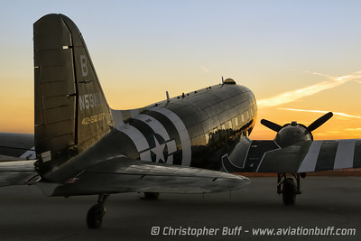Dakota at Dusk - 2013 Chris Buff
