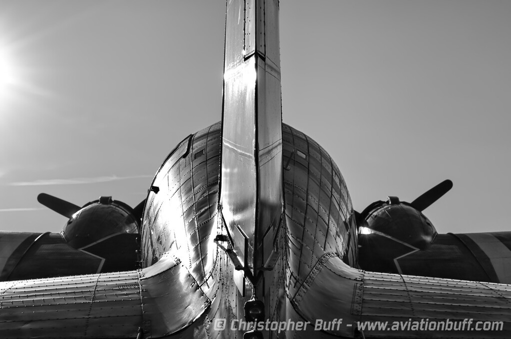 Skytrain - The Workhorse of D-Day - By Christopher Buff, www.Aviationbuff.com
