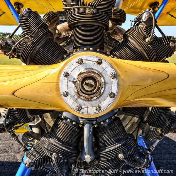 Stearman Power - Christopher Buff, www.Aviationbuff.com