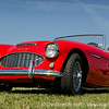 Austin Healey 3000 - Christopher Buff, www.Aviationbuff.com