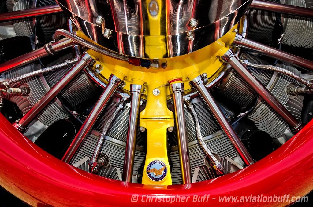 Executive Radial - Christopher Buff, www.Aviationbuff.com