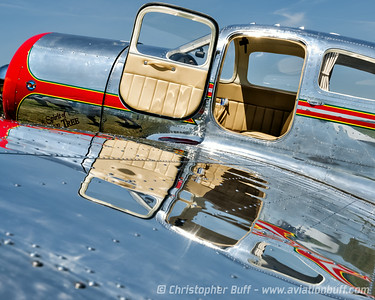 Spartan Reflections - Christopher Buff, www.Aviationbuff.com
