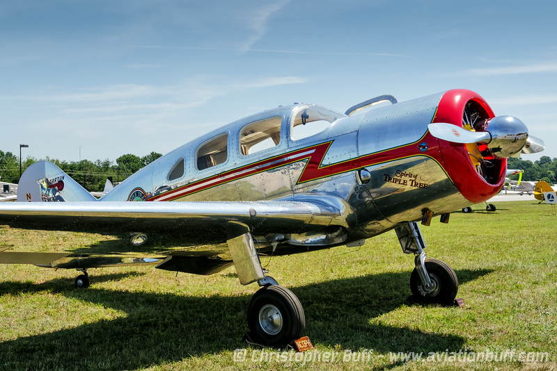 Spartan Executive - Christopher Buff, www.Aviationbuff.com