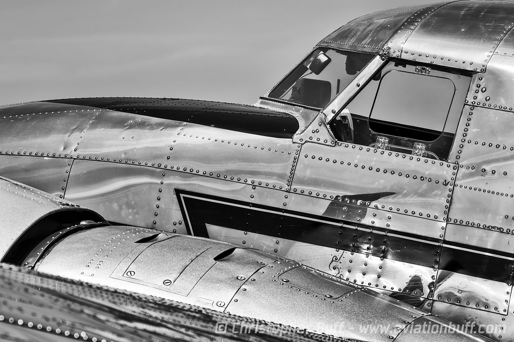 Aluminum Sunshine - Christopher Buff, www.Aviationbuff.com