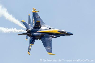 Blues Break - Christopher Buff, www.Aviationbuff.com