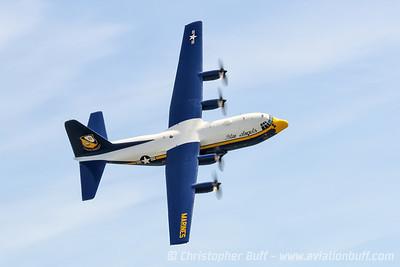 Fat Albert! - By Christopher Buff, www.Aviationbuff.com