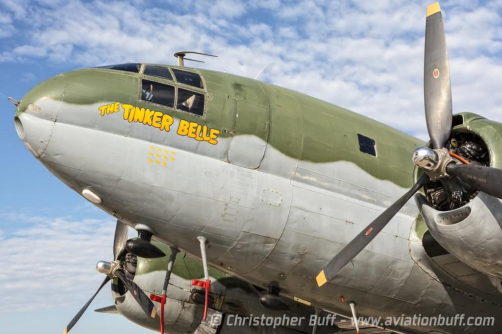 The Tinker Belle - Christopher Buff, www.Aviationbuff.com
