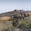Closeup on Belle - Christopher Buff, www.Aviationbuff.com