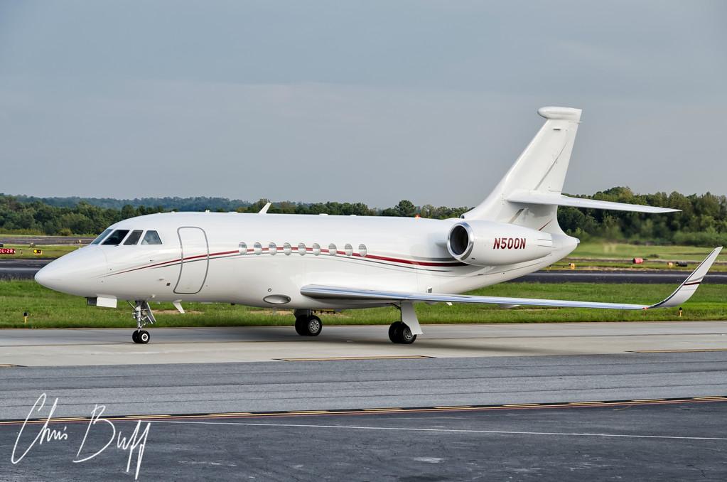Falcon N500N - 8.22.12 at PDK Atlanta