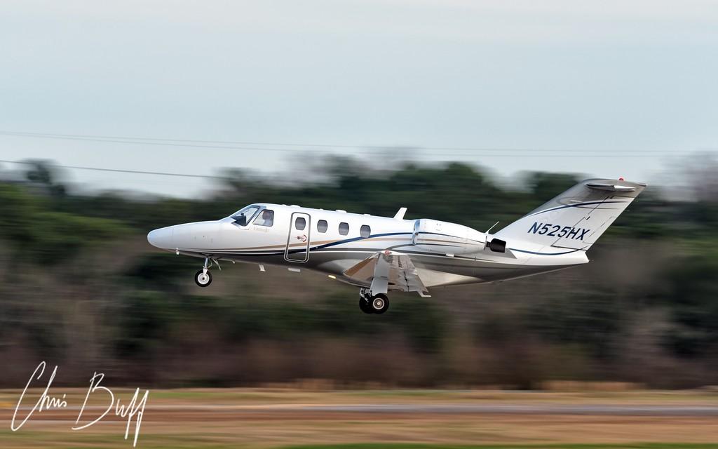 CitationJet - 2016 Christopher Buff, www.Aviationbuff.com