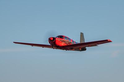 Mooney Takeoff