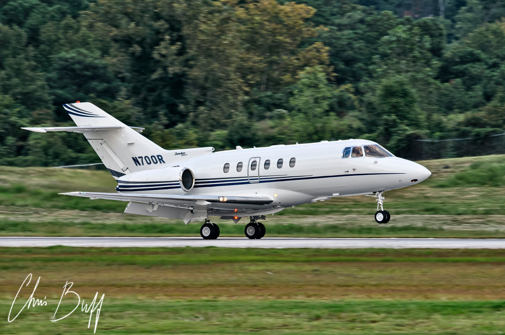 Hawker 800XP - PDK Atlanta 8.22.12