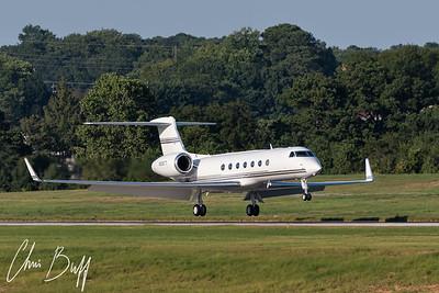 Gulfstream GV N556TT
