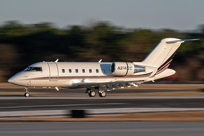 CL-600 Landing