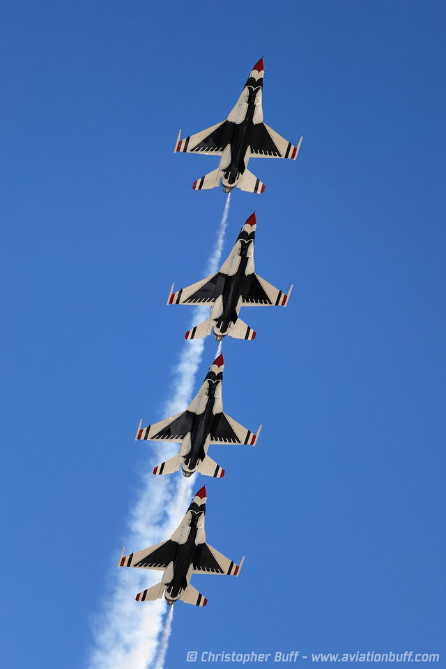 Thunderbirds Climbing