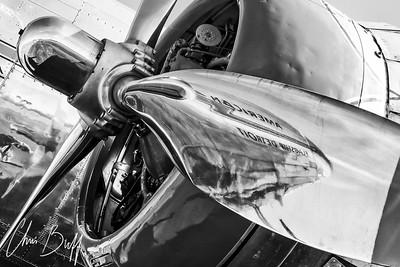 Reflections of the past - Chris Buff, Aviationbuff.com