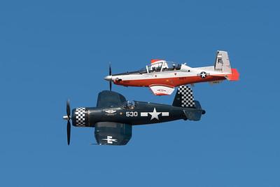 Corsair, Texan Legacy Flight