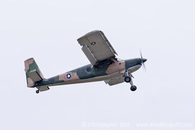 Helio Courier Flight Demonstration  - By Christopher Buff, www.Aviationbuff.com