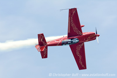 Jacquie Warda  - By Christopher Buff, www.Aviationbuff.com