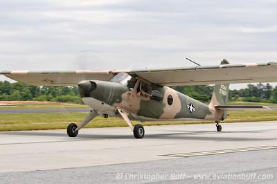 Helio Courier  - By Christopher Buff, www.Aviationbuff.com