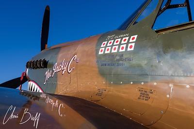 The Jacky C. II - 2016 Christopher Buff, www.Aviationbuff.com