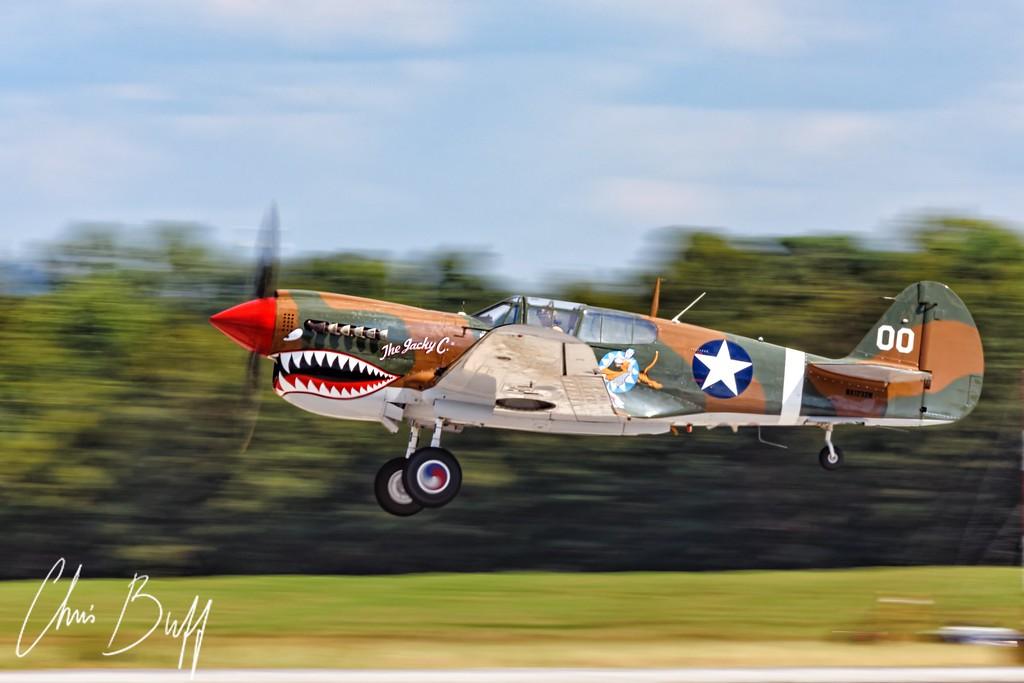 The Jacky C - 2016 Christopher Buff, www.Aviationbuff.com
