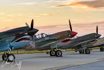 Warhawks in the Morning