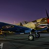 Tiger at Twilight - 2016 Christopher Buff, www.Aviationbuff.com