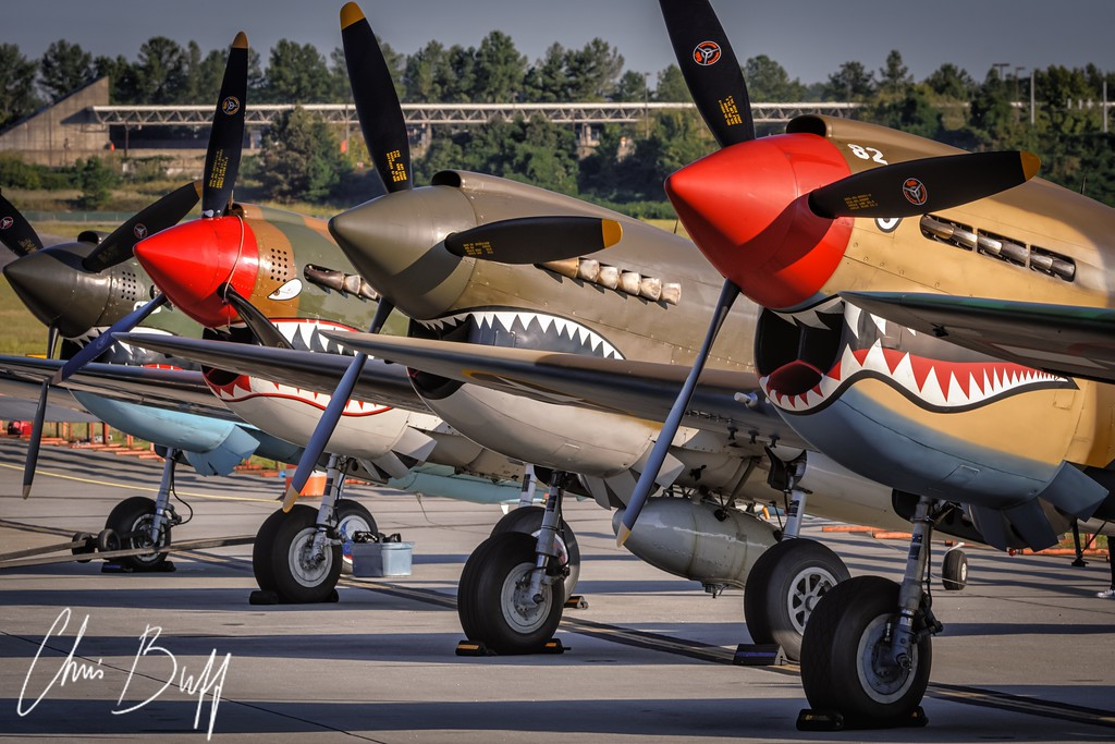 Tigers Lair - 2016 Christopher Buff, www.Aviationbuff.com