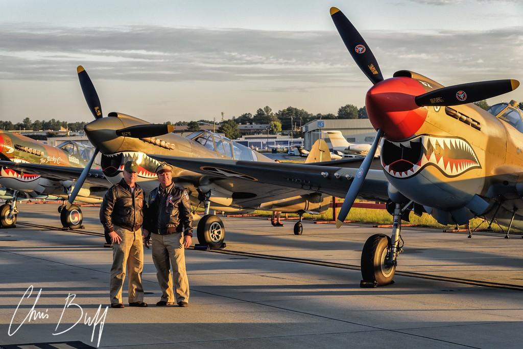 Flying Tigers - 2016 Christopher Buff, www.Aviationbuff.com