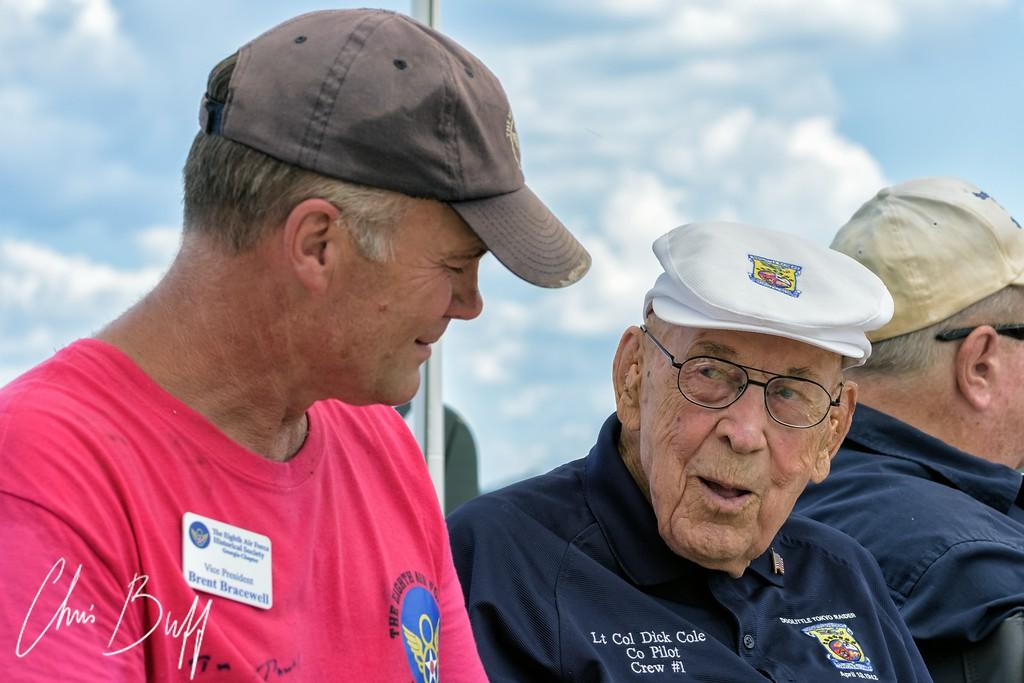 Lt Col Dick Cole - American Hero