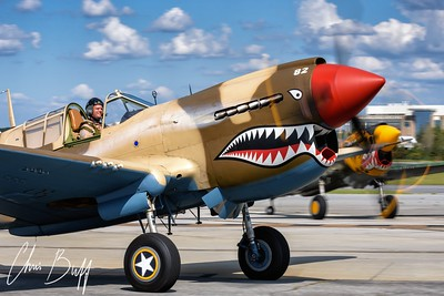 Prowling Tigers - 2016 Christopher Buff, www.Aviationbuff.com