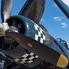 Corsair on the Ramp - 2017 Christopher Buff, www.Aviationbuff.com