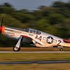 P-51C Rollout - 2017 Christopher Buff, www.Aviationbuff.com